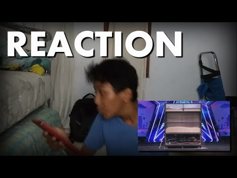 Demian Aditya: Escape Artist Risks His Life During AGT Audition - REACTION (видео)