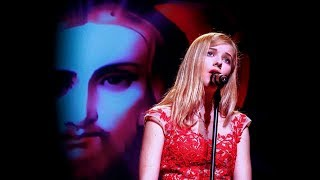 """Video thumbnail of """"Jackie Evancho - How Great Thou Art"""""""