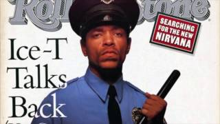 """ICE-T and the First Amendment - His """"Most Controversial Song Lyrics Almost Got Him Arrested"""""""