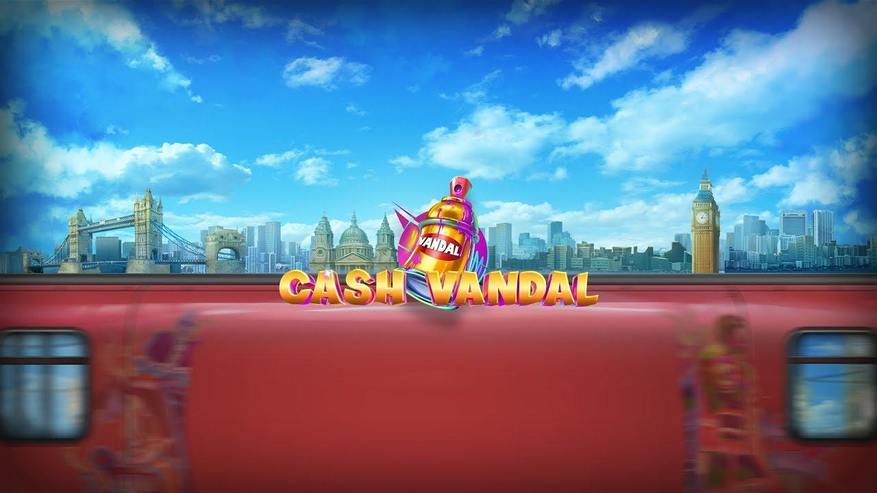 Cash Vandal från Play'n GO
