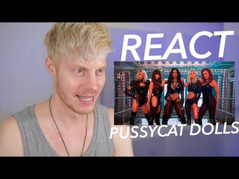 REACT PUSSYCAT DOLLS REACTION