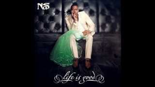 Nas  Reach Out (feat. Mary J Blige) (Life's Good) (*HD*)