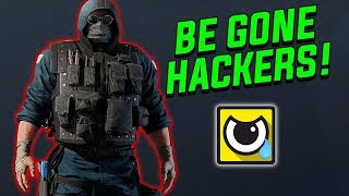 TOXIC Hackers Are SALTY About Losing | Rainbow Six Siege