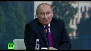 18+ Путин PeaceDoorBall. Группа Ленинград