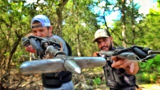 How Powerful are Harpoon Guns???