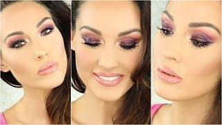 Homecoming Makeup Look | Great For Hazel Eyes