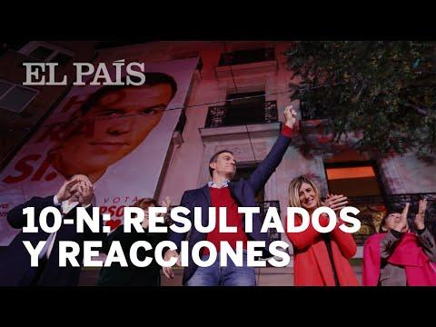 Wahlergebnisse der Wahl am 10. November