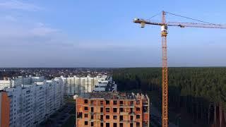 Ход строительства 35 дома на 14.11.2019