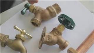 Faucet Repair : Faucet Bib Repair