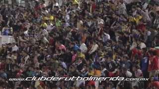 preview picture of video 'Color CF Mérida vs Atlético San Luis J6 CL15'