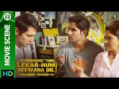 Mom caught teenage boy smoking | Lekar Hum Deewana Dil