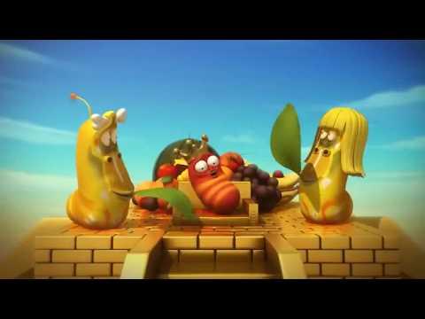 Der Samen des Korianders von den Würmern