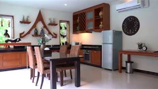Prima Villa Karon | Luxury 2 Bedroom Pool Villa with an Internal Jacuzzi For Sale in Phuket