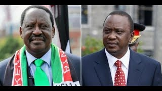President Uhuru rolls out a programme that will accommodate Raila Odinga's supporters