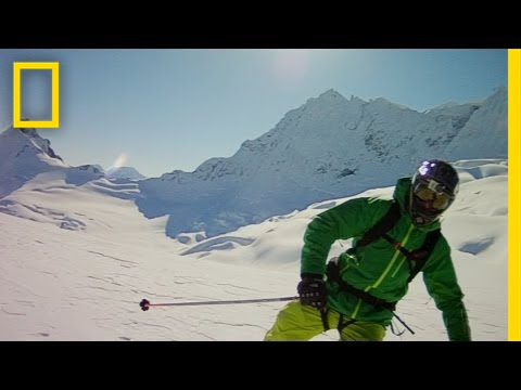Extreme Backcountry Skiers | Alaska Wing Men thumbnail