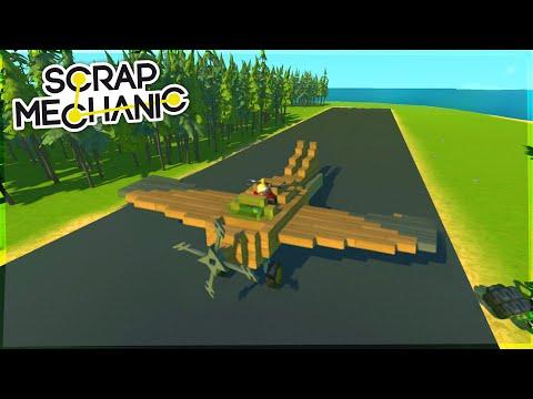 Meșterul Trex - Episodul 685 - Scrap Mechanic
