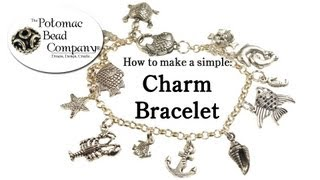 How To Make A Simple Charm Bracelet