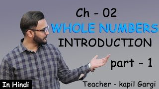 Maths Class 6 | Whole Numbers - Part 1 Introduction | IWIZ Education