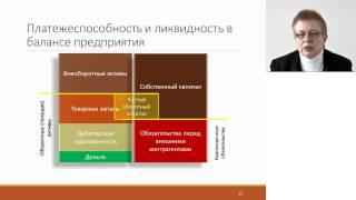 Платежеспособность и ликвидность предприятия. Обновлено 14.03.2017