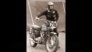 Steve McQueen and his motorcycles song by Arlo Guthrie