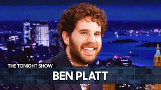 Ben Platt and Beanie Feldstein Went to Prom Together | The Tonight Show