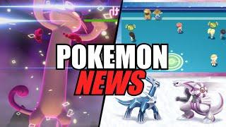 Get ALL Shiny Gmax Pokemon & NEW info for Online in Brilliant Diamond Shining Pearl
