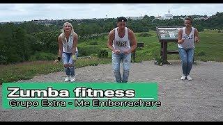 Zumba fitness - Grupo Extra - Me Emborrachare