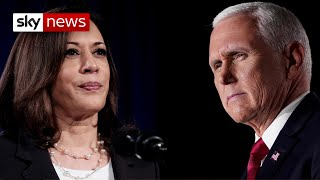 IN FULL: Kamala Harris versus Mike Pence in the only Vice Presidential debate
