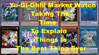 Yu-Gi-Oh!!! Market Watch Taking The Time To Explain Things Is The Best Thing Ever