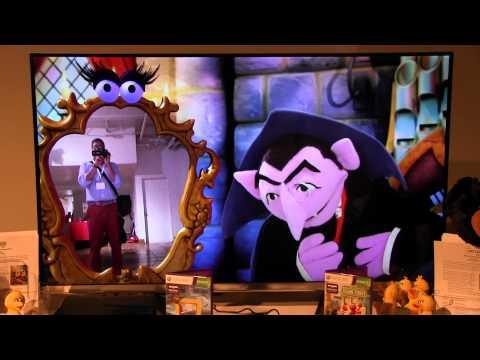 Видео № 0 из игры Sesame Street TV [X360]