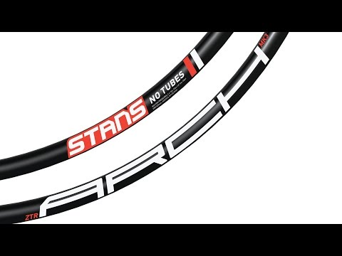 Stan's NoTubes Arch MK3 Wheelset