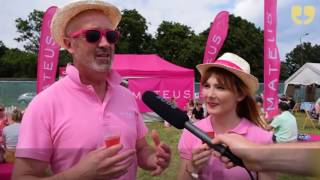 Mateus Rose Wine - Blackheath Foodies Festival at Blackheath Common by WinkBall