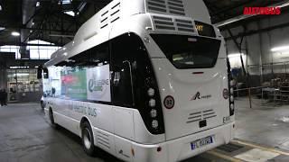 Autobus elettrici, un Rampini Alé per Genova | Kholo.pk