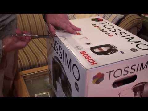 Unboxing Tassimo T65