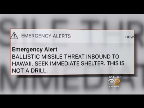 Questions Being Asked About Emergency Alert System