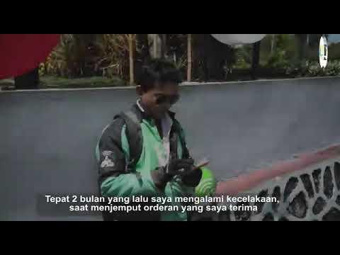 Driver Gojek Kecelakaan Kerja, Dilindungi oleh Program JKK BPJS Ketenagakerjaan