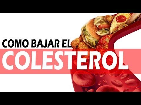 medicina casera para el colesterol alto