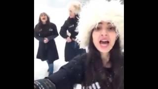 Gürcü Kızlar Trio Mandili