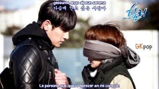 JI CHANG WOOK -  I Will Protect You (Sub. español - hangul - roma) (Healer OST) HD