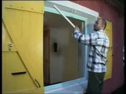Installation d'une Fenêtre PVC en Rénovation