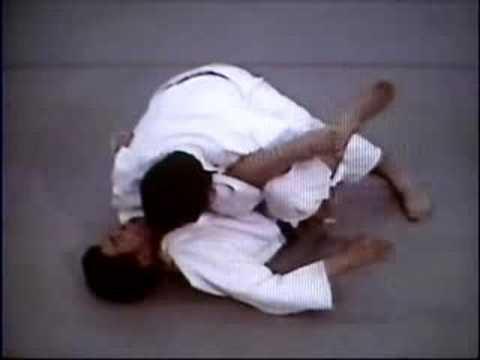 Judo - Katate Jime