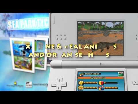 Sea Park Tycoon Nintendo DS