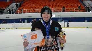 Лучший вратарь ЧРК среди ДЮСШ-2009(А)  Артемий Пермяков