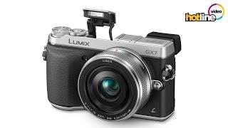 Обзор фотокамеры Panasonic Lumix DMC-GX7