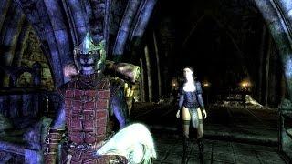 Skyrim Redone: ** Загадка Внутреннего Дворика или Путь К Каирну Душ ** (#25)