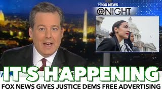 "Fox News: ""Justice Democrats Are Remodeling The Party"""