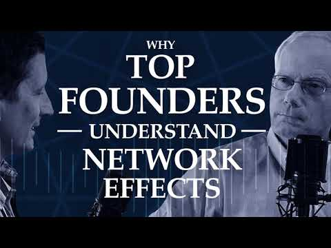 Why Top Founders Understand Network Effects - NFX Podcast (w/ Scott Cook, Founder of Intuit)
