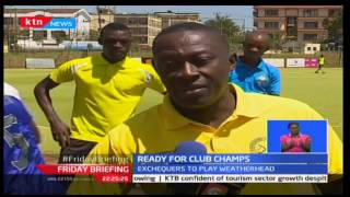 Friday Briefing: Ghana's hockey team-Exchequers are enthusiastic in the African Club Championships