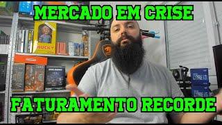 MERCADO De Hardware Em CRISE!?