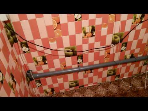 Ремонт кухни своими руками в частном доме